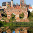 City of Gdansk in Poland — Stock Photo #7220880