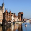 Royalty-Free Stock Photo: Gdansk in Poland