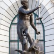 Neptune Statue in Gdansk — Stock Photo