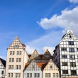 Gdansk Historic Architecture — Stock Photo