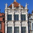 Golden House in Gdansk — Stock Photo