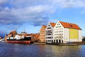 City of Gdansk — Stock Photo