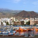 Los Cristianos in Tenerife — Stock Photo #7586087