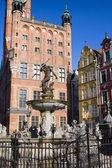 Gdansk Old Town — Stock Photo