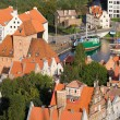 Gdansk Cityscape — Stock Photo