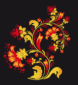 Pattern in style folk national creativity — Stock Photo
