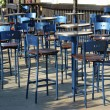 Empty Tables — Stock Photo #7947491