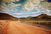 Spanish landscape — Stockfoto