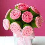 Постер, плакат: Cupcake bouquet