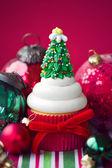 Boże Narodzenie ciastko — Zdjęcie stockowe
