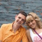 Couple — Stock Photo #7547370