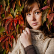 Royalty-Free Stock Photo: Autumn fashion