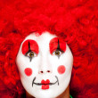 Royalty-Free Stock Photo: Colorful clown
