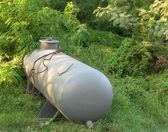 Water tank — Stock Photo