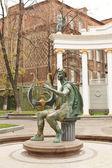 """Fountain """"Apollo"""" — Stock Photo"""