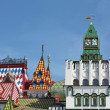 Izmailovo. View of Kremlin — Stockfoto #7899474