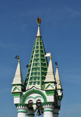 Izmailovo. View of the Kremlin tower — Stock Photo