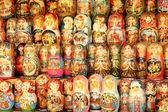 Matryoshka satılık — Stok fotoğraf