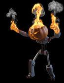Robô — Fotografia Stock