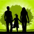 Vector de stock : Family
