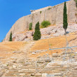 Theatre of Dionysus in Acropolis, Greece — Stock Photo #7777076