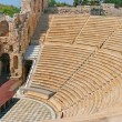 Stock Photo: Odeon of Herodes Atticus in Acropolis, Greece