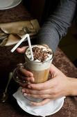 ラテ コーヒー — ストック写真