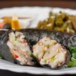 Tasty fish dish — Stock Photo