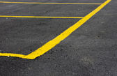 Parking Lots — Stock Photo