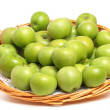 Granny Smith apples — Stock Photo