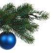 Christmas balls — Stock Photo #6915249
