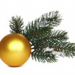 Christmas balls — Stock Photo #6924072