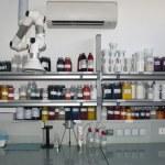 Colorimetry laboratory — Stock Photo #6761506