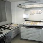 Colorimetry laboratory — Stock Photo