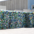 Plastic recycling - waste - Stock Photo