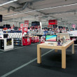 Big electronic retail store - Stock Photo