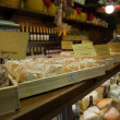 Typical Italian cheese shop — Stock Photo #6762185