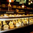 Typical Italian cheese shop — Stock Photo #6762194