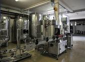 Italy: winemaking (Chianti) — Stock Photo