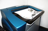 Digital press printing - proofs — Foto de Stock