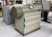 Printing shop - Drum scanner — Stock Photo