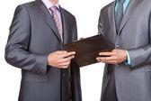 Businessmen — Stock Photo