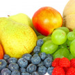 Mix of fruit — Stock Photo