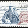 Postage stamp US1983 Benjamin Franklin — Stock Photo #6998269