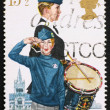 Postage stamp USA 1982 Boy's Brigade - Foto de Stock