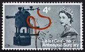 切手米国 1965 年リスター — ストック写真