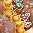 Decorative cookies - Stock Photo