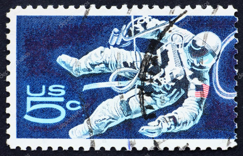 United states of america circa 1967 a stamp printed in the united
