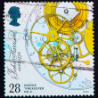 Stock Photo: Postage stamp GB 1993 Marine Chronometer