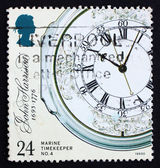 Postage stamp GB 1993 Marine Chronometer — Stock Photo